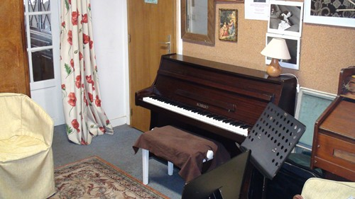 Conservatoire International de Musique PARIS 16 - Studio B02 102 rue Boileau 75016 PARIS